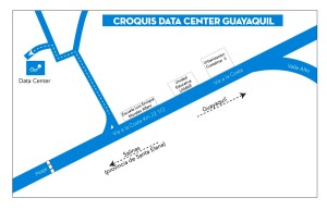 Croquis Data Center Guayaquil